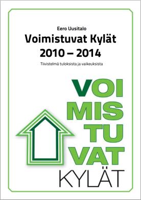 Rapporten Voimistuvat Kylät 2010-2014
