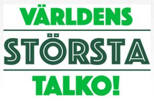 Världens Största Talko - logo