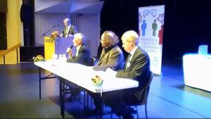 SYTYs ordförandeval - ordförandepanel 2015